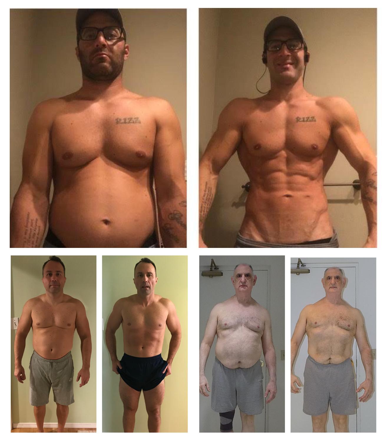 Fall Fitness Winners